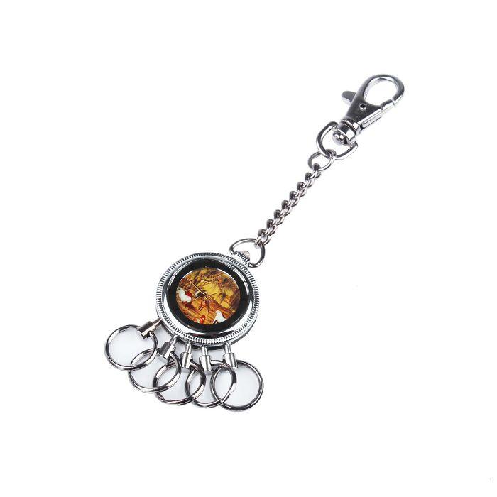 (複製)故宮精品|牡丹計時鎖圈