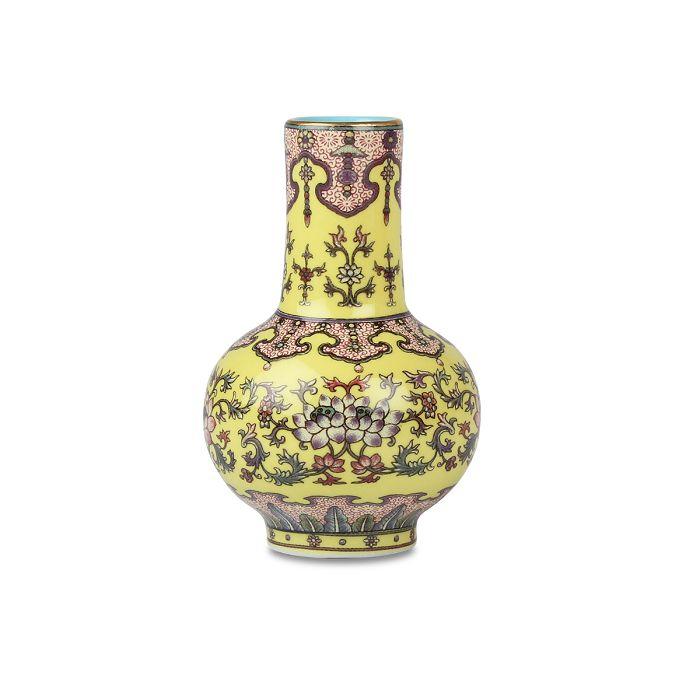 (複製)故宮精品|描金福壽梅瓶