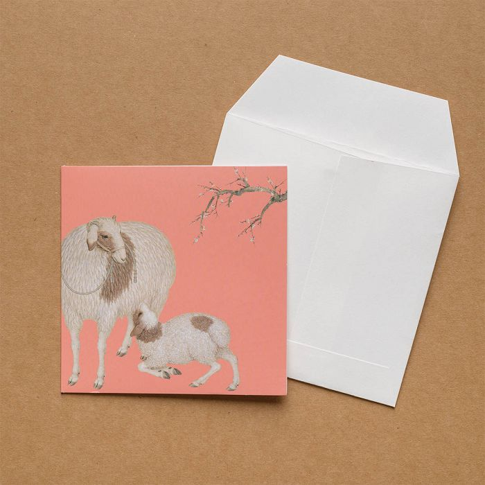 (複製)故宮精品|仙萼長春·桃花 萬用卡