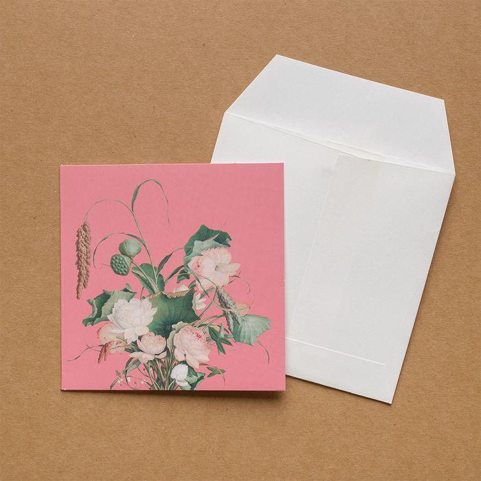 (複製)故宮精品|郎世寧系列·花陰雙鶴 萬用卡