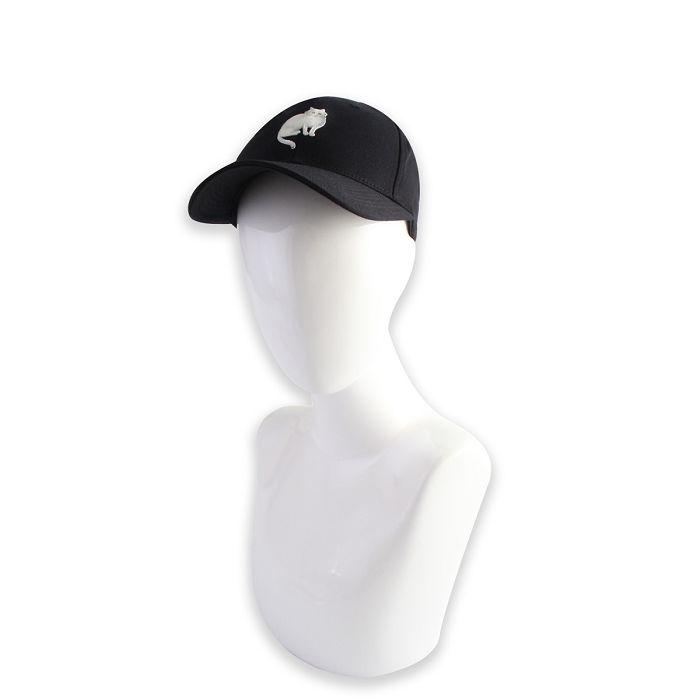 (複製)故宮精品|耄耋同春菊葵棒球帽-白
