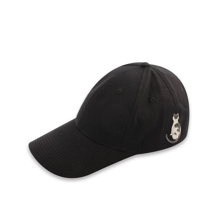 (複製)故宮精品 耄耋同春菊葵棒球帽-黑
