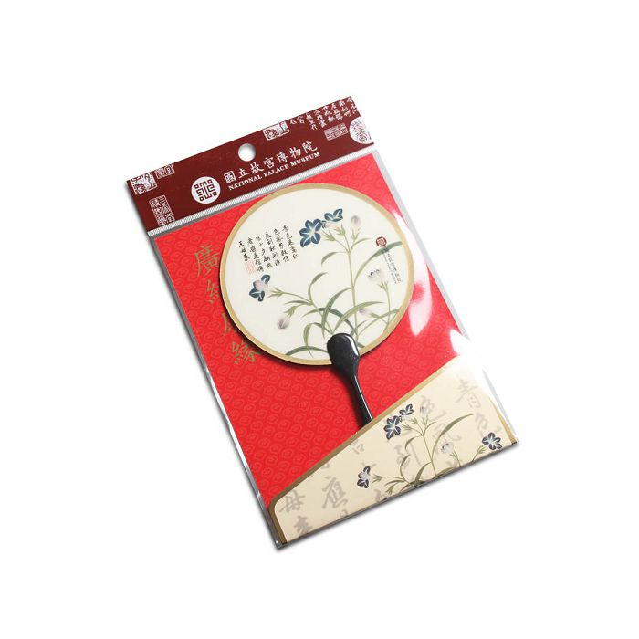 (複製)故宮精品|山茶花小扇