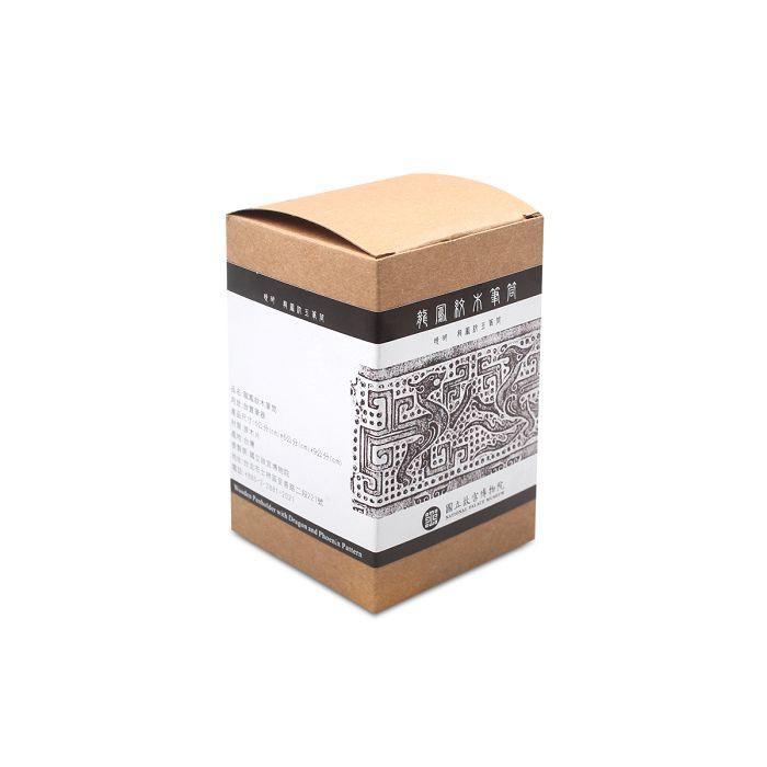 (複製)故宮精品|耄耋同春蓮花毛帽-棕