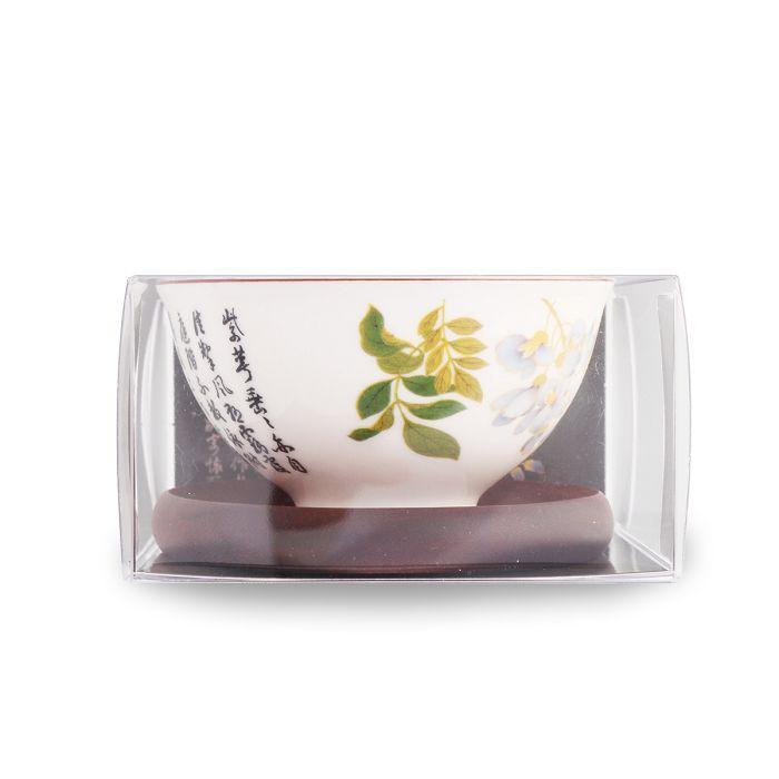 (複製)故宮精品 魚兒牡丹個人茶道組