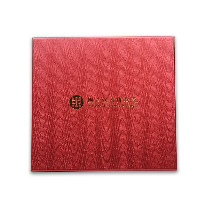 (複製)故宮精品 景泰藍水果叉禮盒組-藍