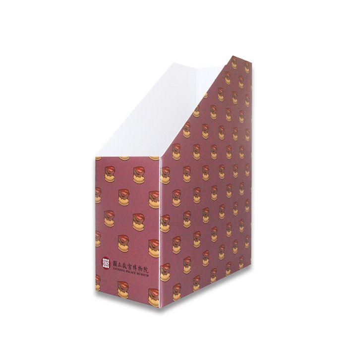 (複製)故宮精品 | 故宮五寶雜誌盒-汝窯青瓷蓮花式溫碗