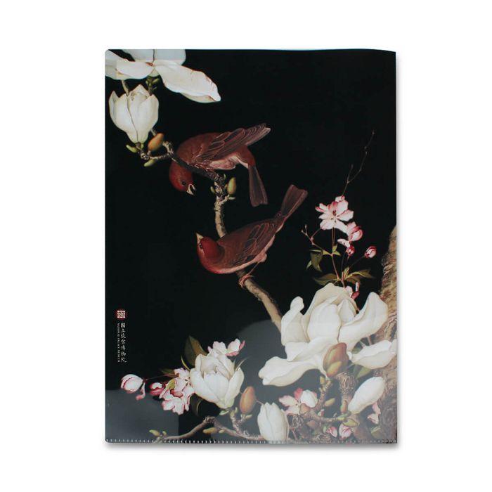 (複製)故宮精品 | 花卉蓋盒資料袋
