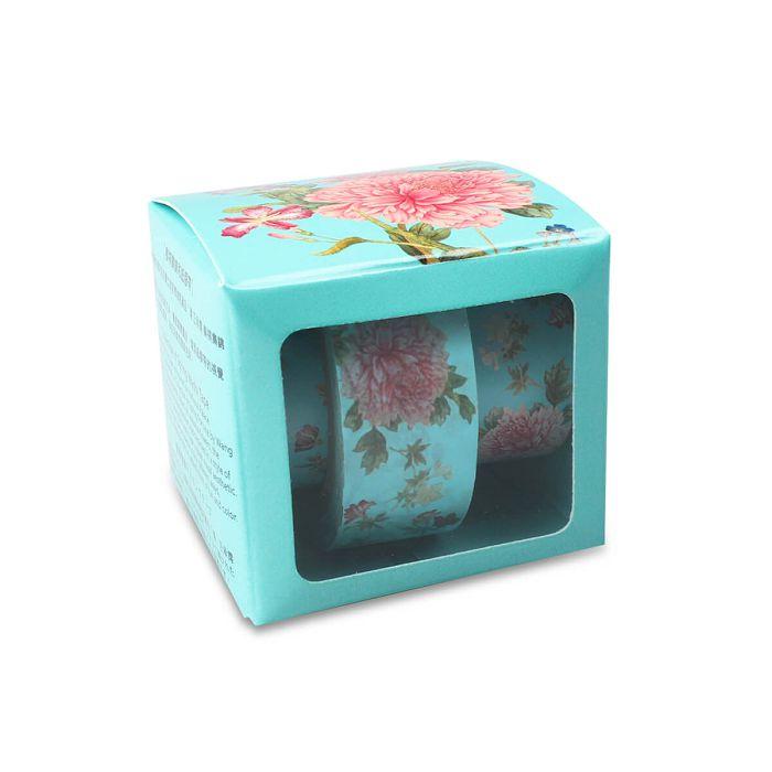 (複製)故宮精品 | 印度刺繡紙膠帶
