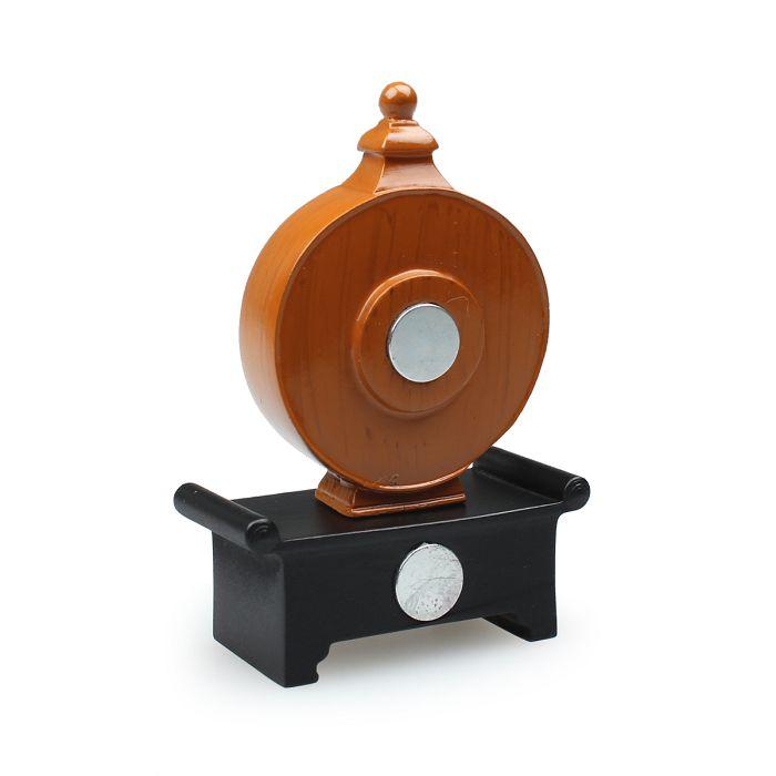 (複製)故宮精品 | 藍色玻璃鼻煙壺磁鐵