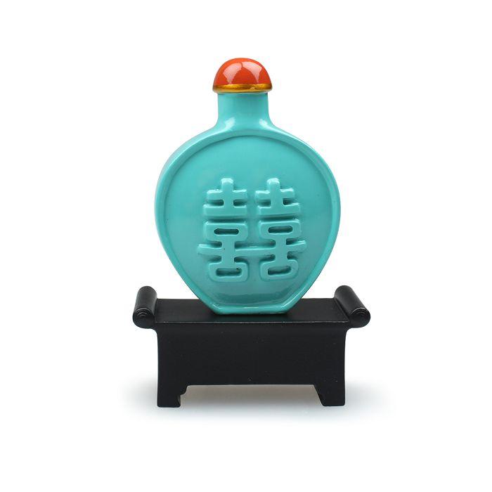 (複製)故宮精品 | 珊瑚竹節式鼻煙壺磁鐵