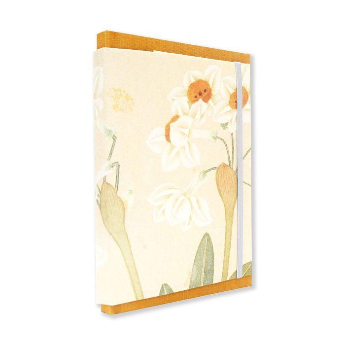 (複製)故宮精品 | 百卉含英-故宮院藏花卉畫萬用週誌手帳-藍