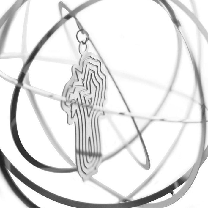 (複製)故宮精品 | 金剛杵浮雕金屬原子筆