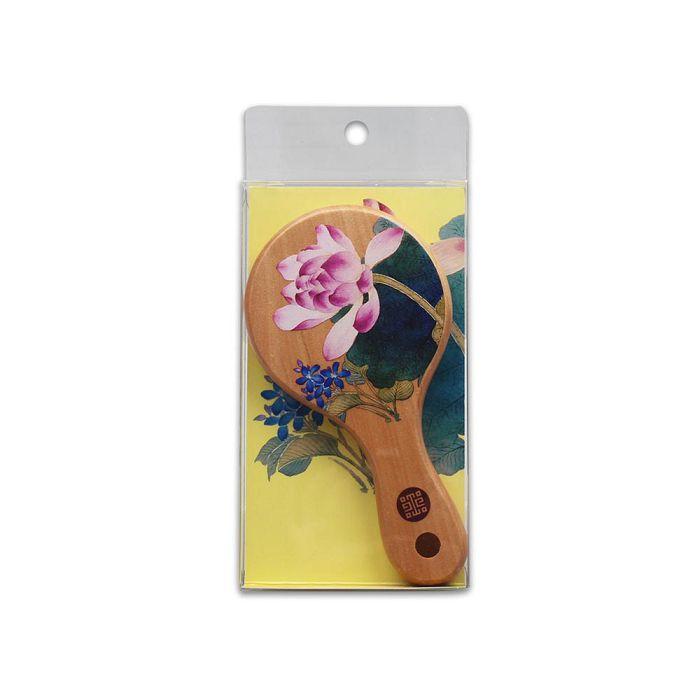 (複製)故宮精品 | 滿庭芳小鏡蘭花牡丹