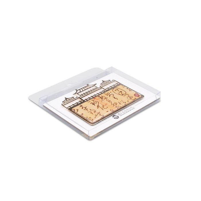 (複製)故宮精品   故宮名畫磁鐵-清明橋