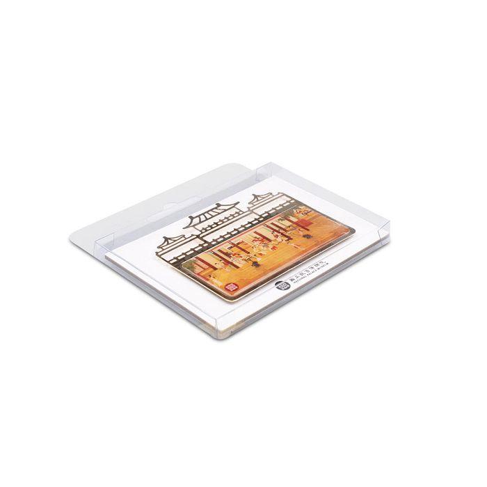 (複製)故宮精品 | 故宮名畫磁鐵-盪寇圖