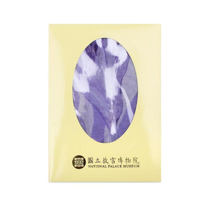 (複製)故宮精品 | 白玉簪絲巾紗 (秋香綠)