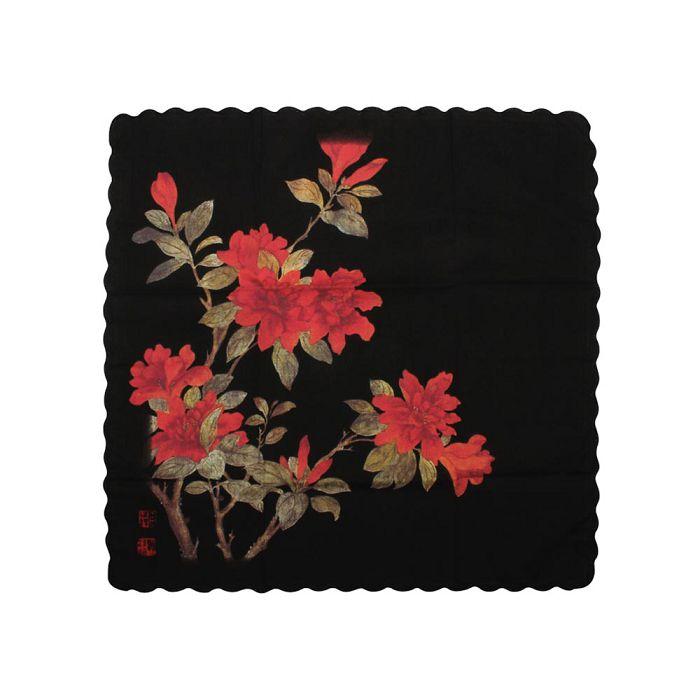 (複製)故宮精品 | 故宮手絹-蘭花牡丹