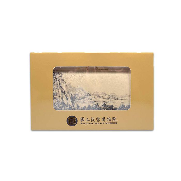 (複製)故宮精品 | 錦繡祥瑞·獨龍戲球緞面 萬用袋(單色6入)