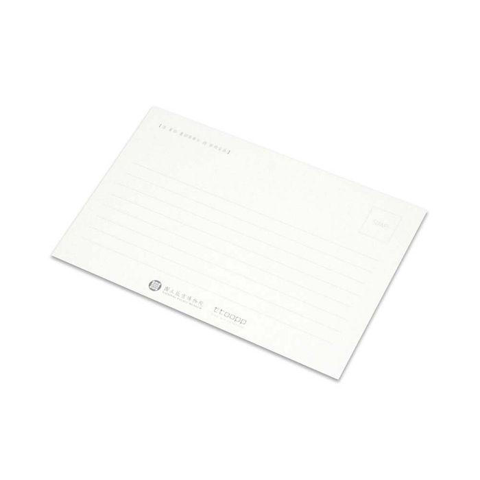 (複製)故宮精品 | 明信片-緙絲大壽字