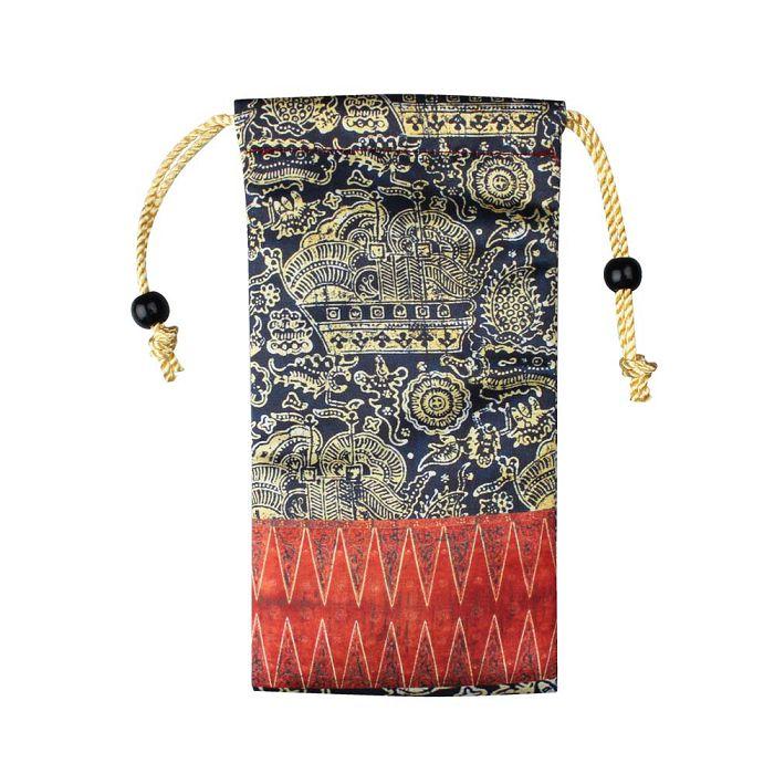 (複製)故宮精品 | 祭典船布擦拭束口袋