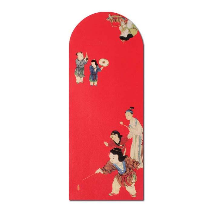 (複製)故宮精品 | 紅包袋 富貴長春