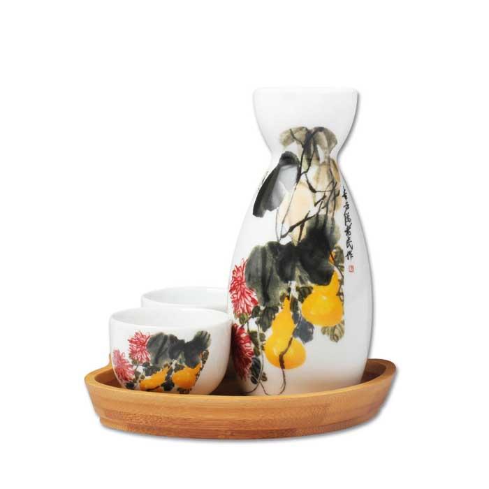(複製)故宮精品   齊白石小品瓷器