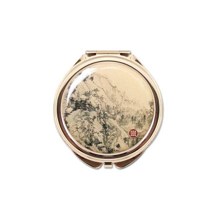 (複製)故宮精品 | 齊白石牽牛花小品瓷器