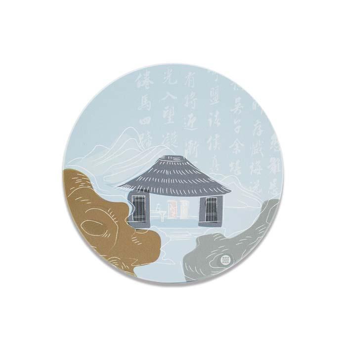 (複製)故宮精品 | 貍奴魚藻掛飾鋼筆