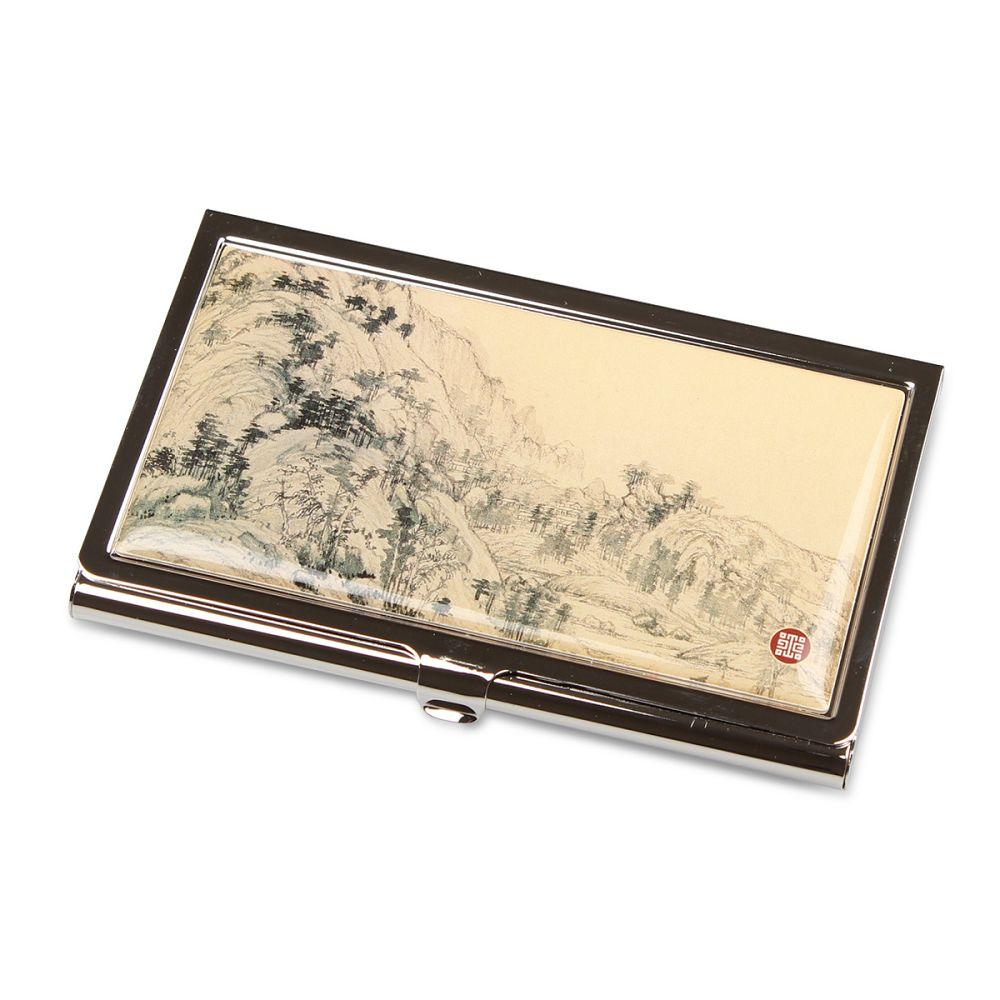 故宮精品 名片禮盒 富春山居(山)