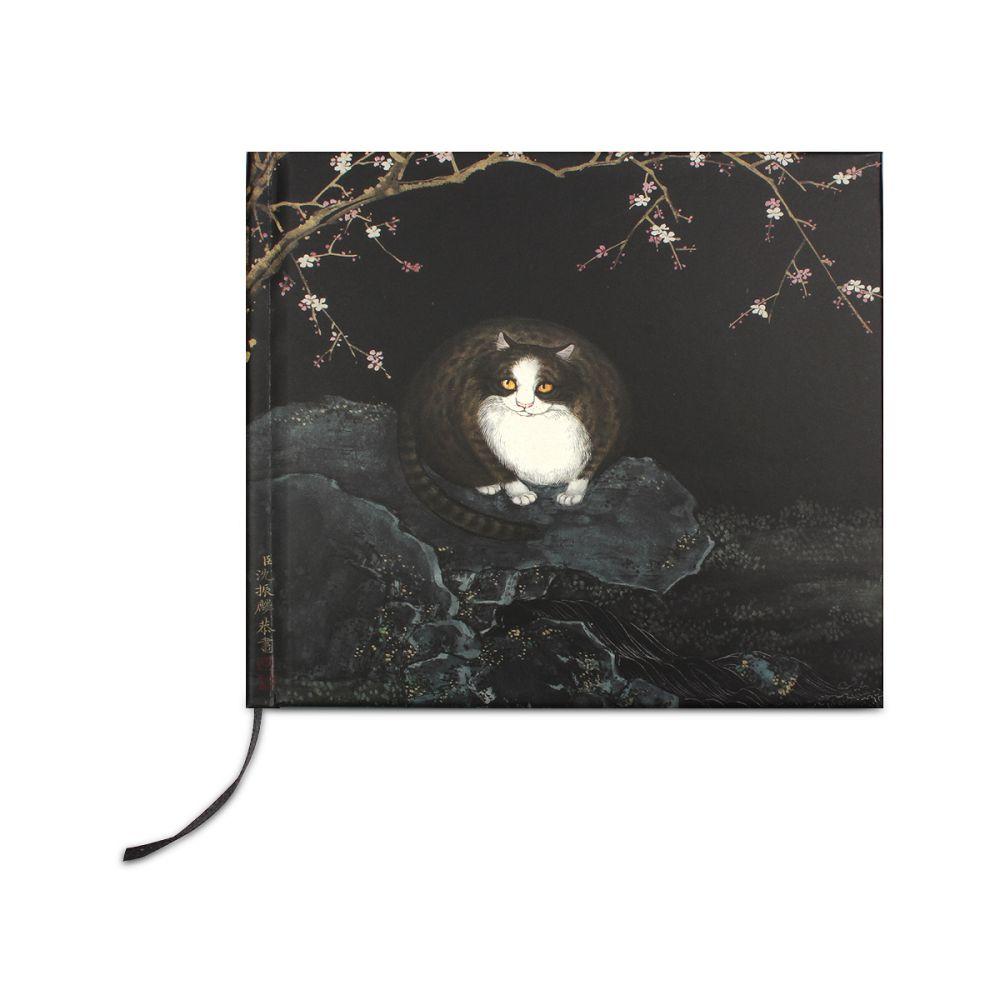故宮精品|耄耋同春筆記本 - 冬