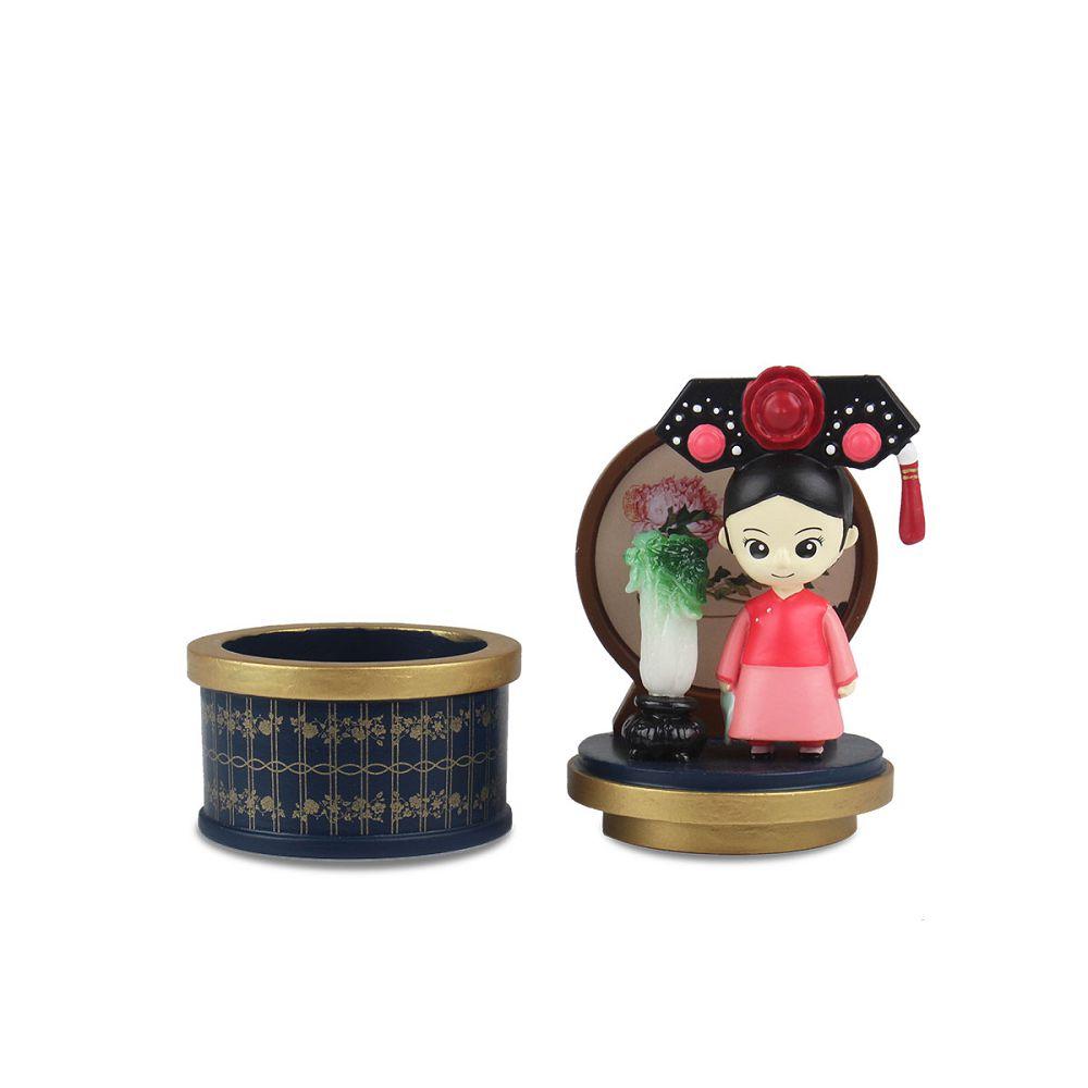 故宮精品|瑾妃袖珍珠寶盒