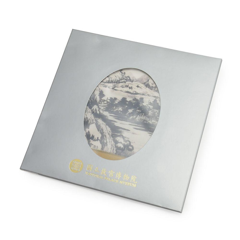 故宮精品|富春山居圖絲巾(B款)