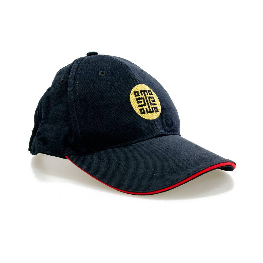 故宮精品|故宮院徽球帽 (黑)