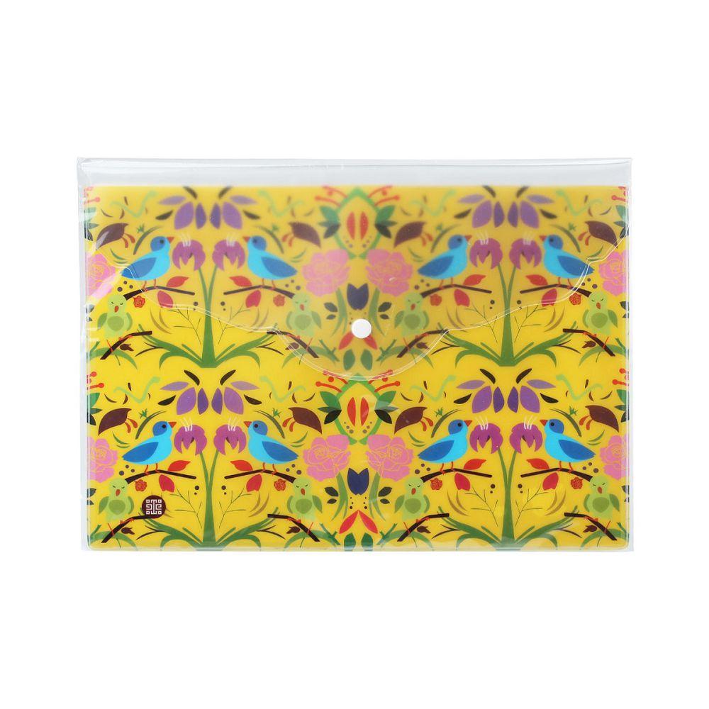 故宮精品|花鳥嬉春資料袋