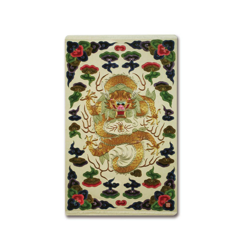 故宮精品 國寶桌墊-大清國書