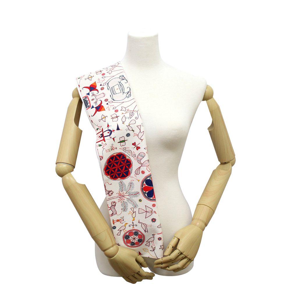 故宮精品|團花動物紋運動毛巾