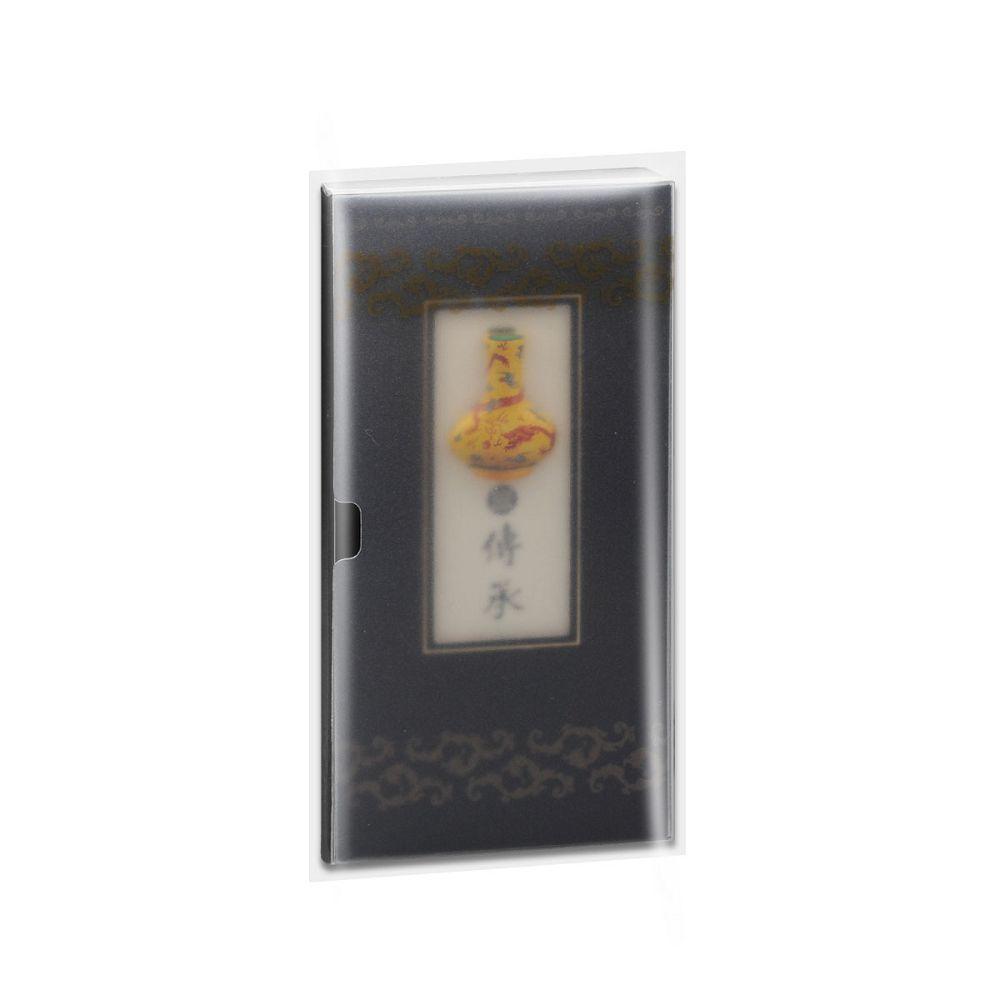 故宮精品 | 典藏傳承手札-紅龍瓶