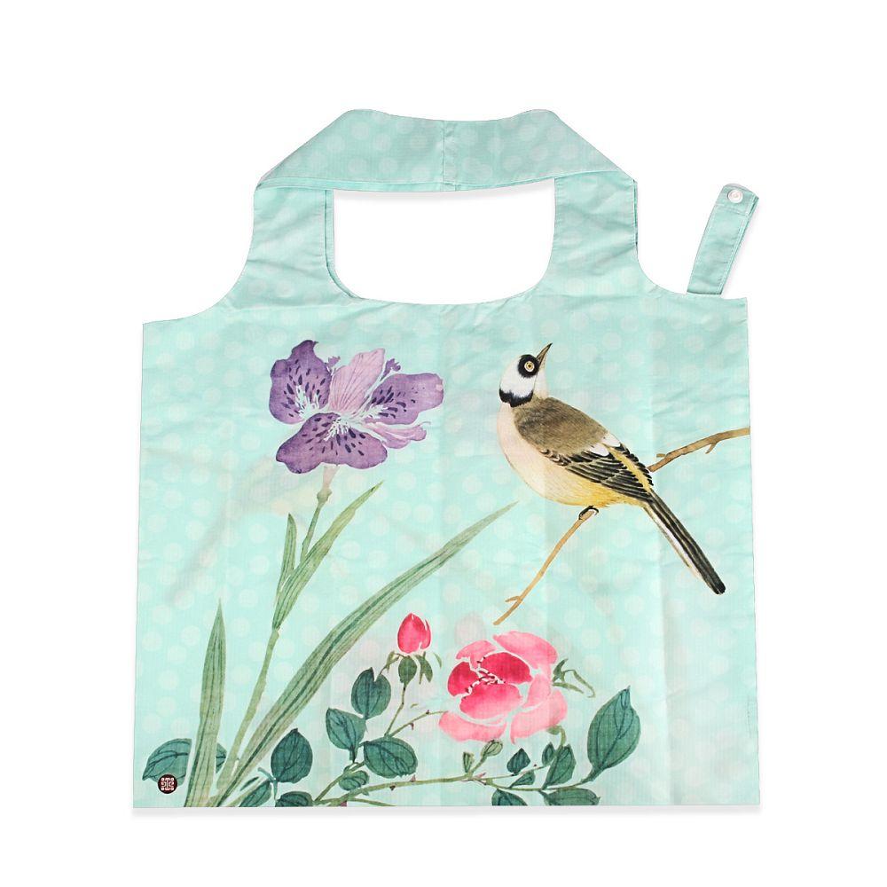 故宮精品 | 環保袋 薔薇花鳥