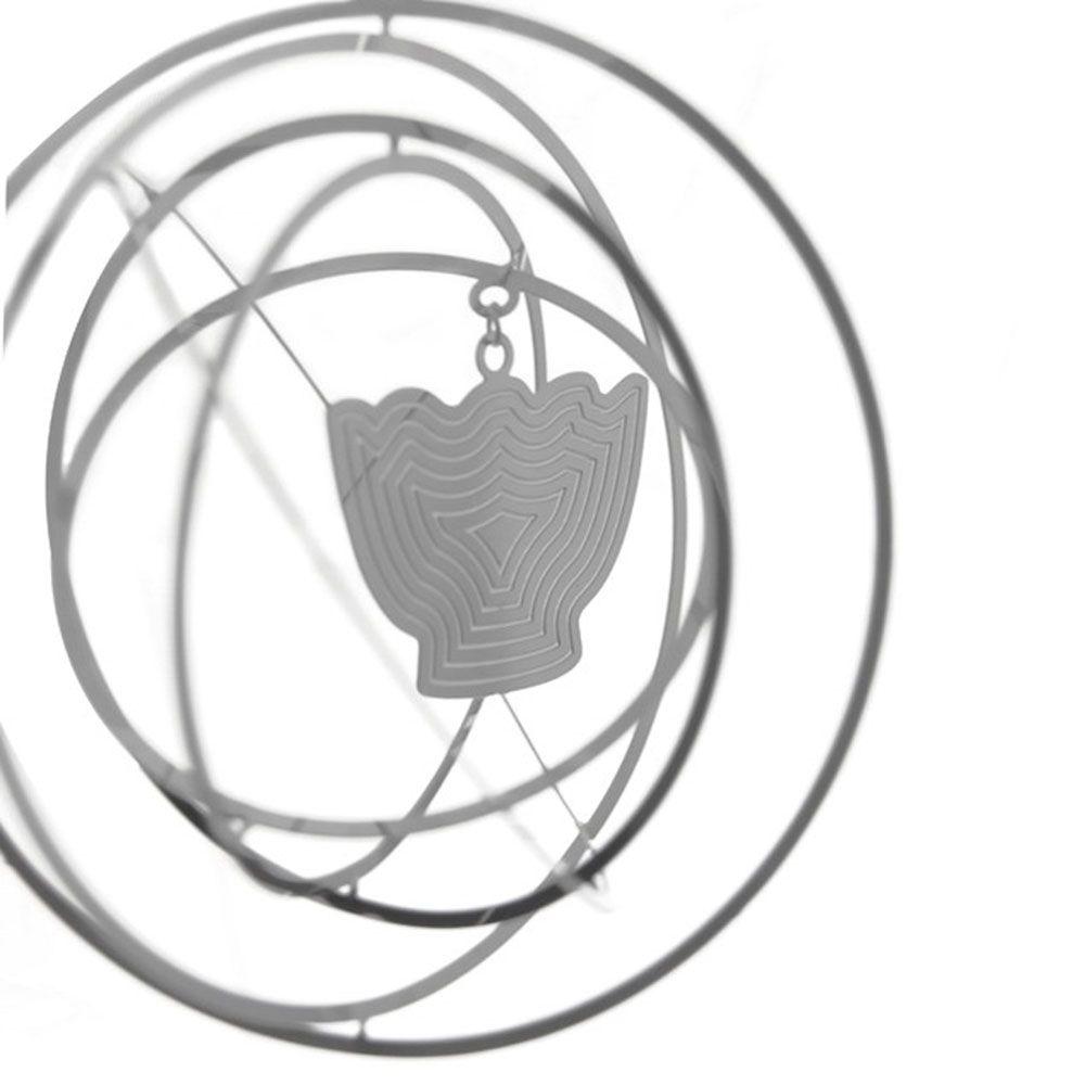 故宮精品   3D書籤掛飾 蓮花式溫碗