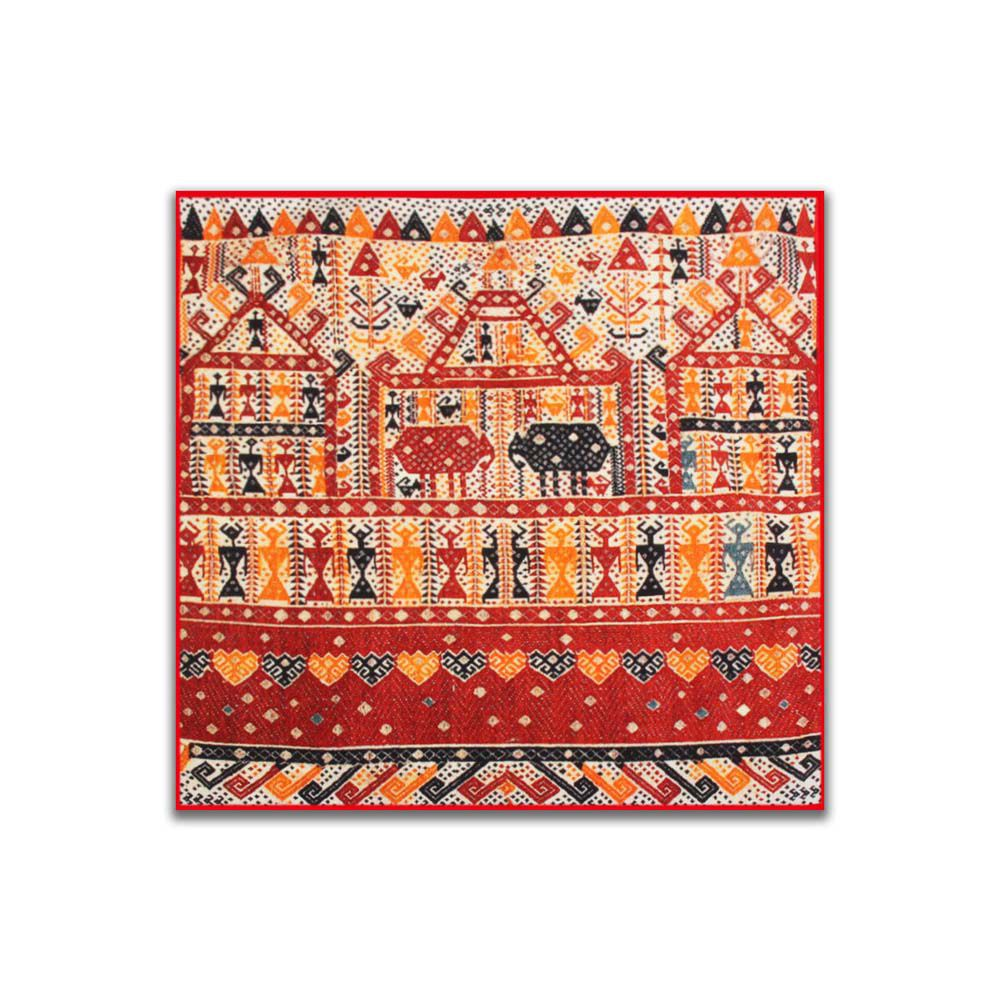 故宮精品 | 手絹-祭典船布