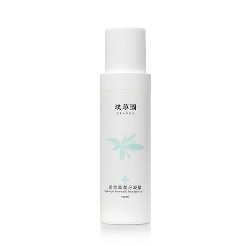 璞草園|肥皂草潔牙凝膠PLUS100ml