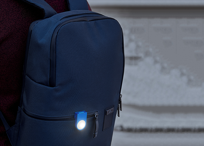 Lucie穿戴式LED安全警示燈