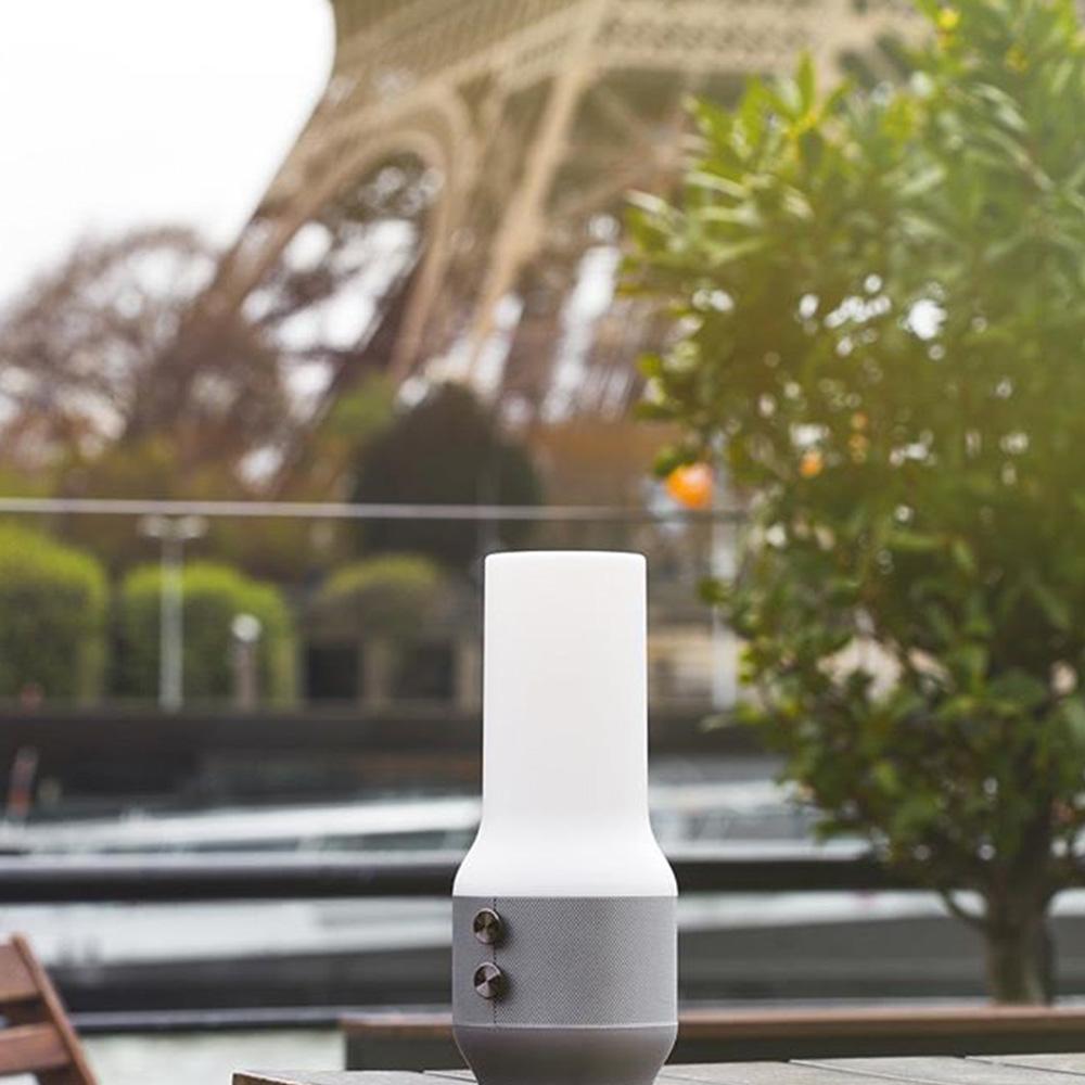 LEXON|TERRANCE藍芽喇叭+LED燈+行動電源