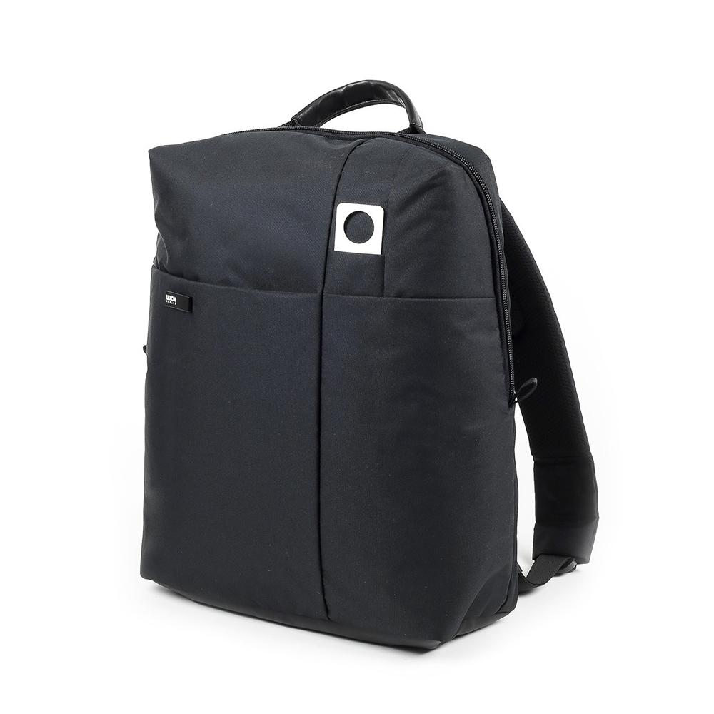 LEXON|APOLLO單層後背包|黑色
