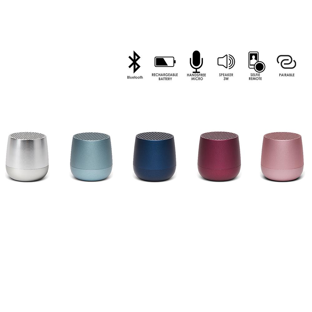LEXON|MINO 袖珍藍芽喇叭-TWS加強版