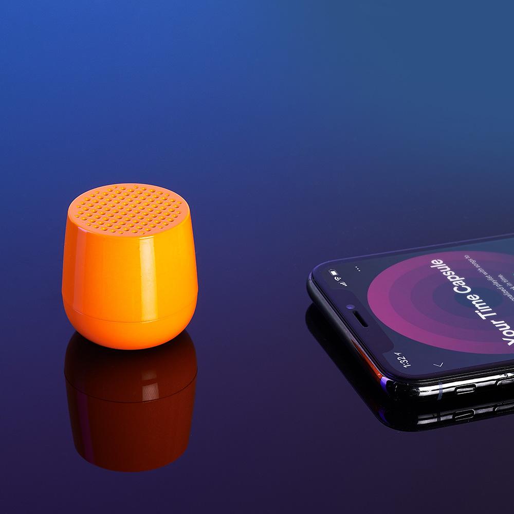 LEXON|Mino Glossy袖珍藍芽喇叭-TWS加強版