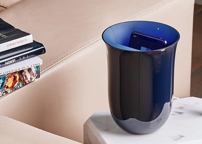 LEXON|Oblio UV 滅菌Qi 10W 無線充電座