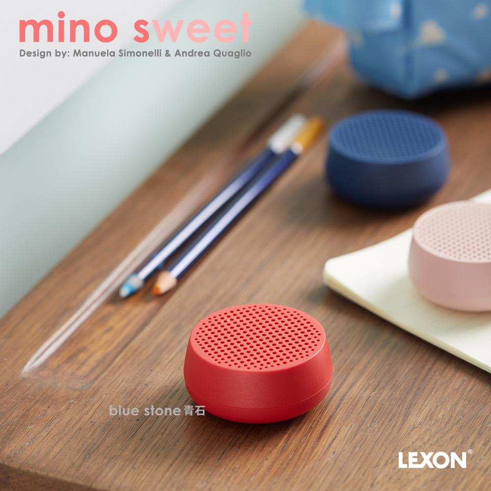 LEXON|MINO S 馬卡龍袖珍藍芽喇叭