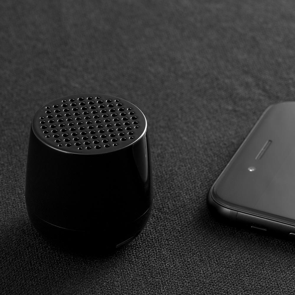 LEXON|MINO+袖珍藍芽喇叭-Qi無線充電版